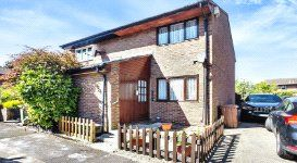 Thumbnail 2 bed end terrace house for sale in Ormesby Close, Thamesmead, London