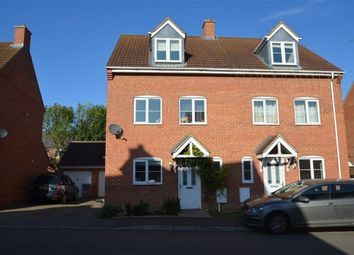 Thumbnail 4 bedroom property to rent in Delaine Close, Bourne