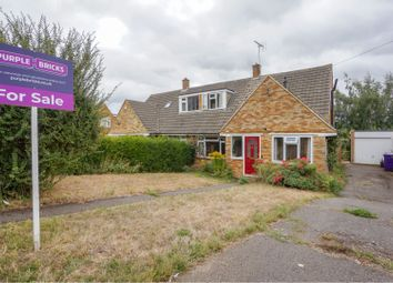 Thumbnail 4 bed semi-detached bungalow for sale in Broadmead, Hitchin
