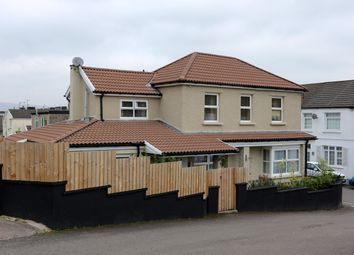 Thumbnail 3 bed link-detached house for sale in Gethin Street, Merthyr Tydfil