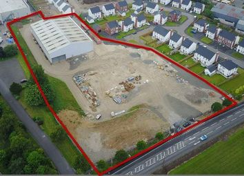 Thumbnail Warehouse to let in Hillhead Road, Ballyclare, County Antrim