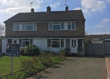 Thumbnail 3 bed semi-detached house for sale in The Cherry Orchard, Hadlow, Tonbridge