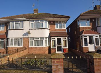 Thumbnail 3 bed semi-detached house for sale in Tufton Road, Rainham