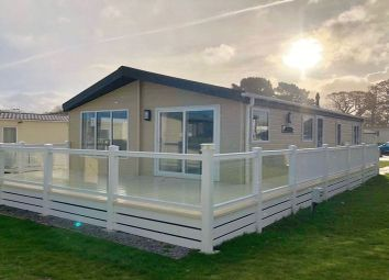 Thumbnail 2 bedroom lodge for sale in Willerby Clearwater, Blue Anchor, Minehead