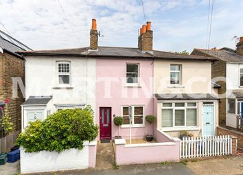 Thumbnail 2 bed cottage for sale in Third Cross Road, Twickenham
