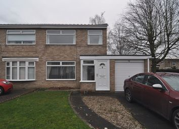 Thumbnail 3 bedroom semi-detached house to rent in Thirlmere, Spennymoor
