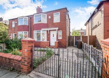 Thumbnail 3 bedroom semi-detached house for sale in Oakland Avenue, Salford, Greater Manchester