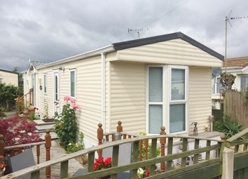 Thumbnail 2 bed mobile/park home for sale in Wervin Road, Wervin, Chester