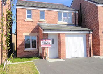 Thumbnail 3 bedroom detached house for sale in Maes Brynach, Brynmennyn, Bridgend.