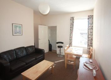 Thumbnail 3 bed flat to rent in Claremont Road, Newcastle Upon Tyne