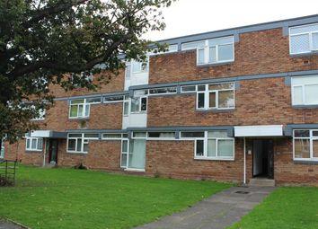 Thumbnail 2 bed flat to rent in The Lindens, Newbridge, Wolverhampton