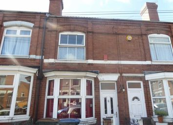 Thumbnail 2 bedroom terraced house for sale in Dean Street, Coventry