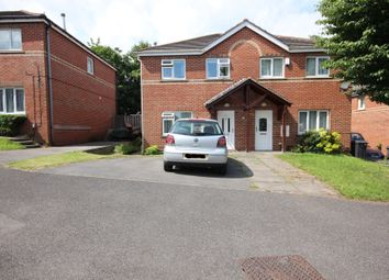 Thumbnail 3 bedroom semi-detached house to rent in Manor Oaks Gardens, Sheffield