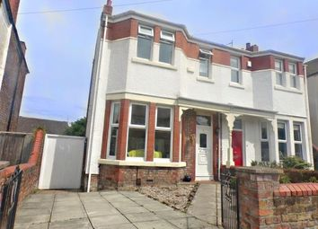 Thumbnail 4 bed semi-detached house for sale in Cecil Road, Birkenhead, Merseyside