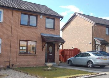 Thumbnail 3 bed semi-detached house to rent in Castle View, Newmains, Wishaw