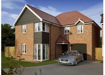 Thumbnail 4 bed detached house for sale in Brick Lane, Slinfold, Horsham, West Sussex