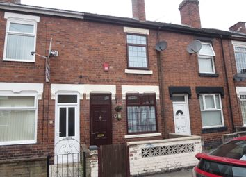 Thumbnail 2 bed terraced house for sale in Keary Street, Stoke-On-Trent, Staffordshire