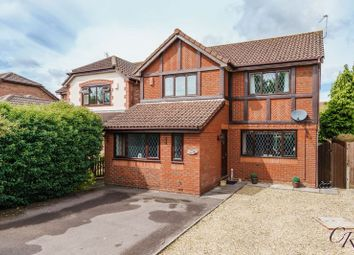 Thumbnail 4 bed detached house for sale in Leckhampton Gate, Shurdington Road, Up Hatherley, Cheltenham