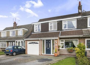 Thumbnail 5 bedroom semi-detached house for sale in Corfe Crescent, Hazel Grove, Stockport, Cheshire
