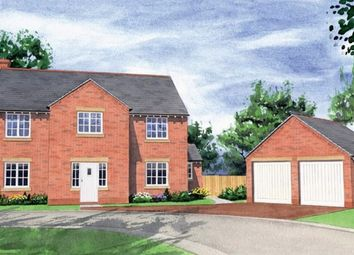 Thumbnail 4 bedroom detached house for sale in Oak Drive, Overton-On-Dee, Overton-On-Dee