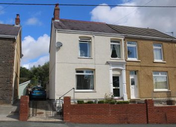 Thumbnail 3 bed semi-detached house for sale in Llandeilo Road, Upper Brynamman, Ammanford