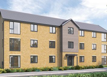 "Thumbnail 2 bed flat for sale in ""The Burford Sf"" at Cherry Wood Way, Waverley, Rotherham"