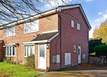 Thumbnail 1 bed flat for sale in Firs Lane, Cheriton, Folkestone, Kent
