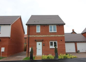 Thumbnail 3 bedroom detached house for sale in Hillside, Blunsdon, Swindon