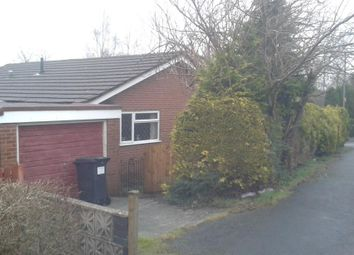 Thumbnail 3 bed detached bungalow for sale in Holcombe Drive, Llandrindod Wells