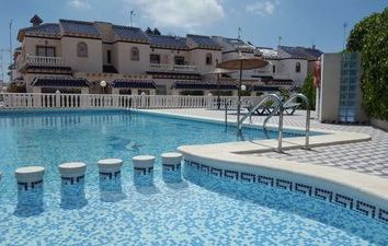 Thumbnail 3 bed town house for sale in Las Mimosas, Costa Blanca, Spain