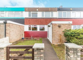 Thumbnail 3 bed terraced house for sale in Crabtree Drive, Birmingham