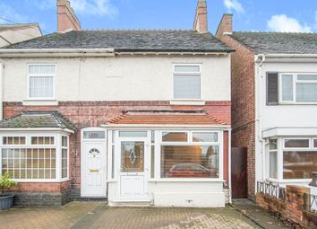 Thumbnail 3 bed semi-detached house for sale in Tamworth Road, Kingsbury, Tamworth