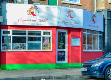 Thumbnail Restaurant/cafe for sale in Brook Street, Sutton-In-Ashfield