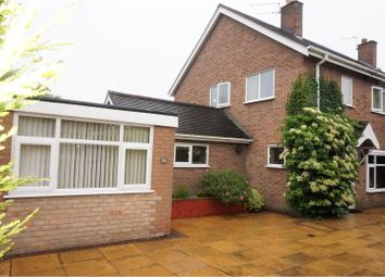 Thumbnail 4 bed semi-detached house for sale in Middleton Road, Oswestry