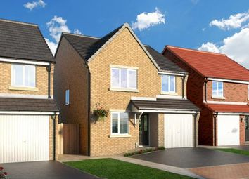 "Thumbnail 4 bed property for sale in ""The Ludlow At Moorland View, Bishop Auckland"" at Flambard Drive, Bishop Auckland"