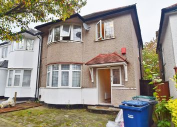 Thumbnail 3 bed semi-detached house to rent in Park View Gardens, London