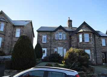 Thumbnail 2 bed semi-detached house for sale in Glendale Road, Wooler, Northumberland