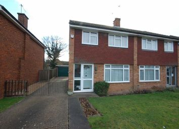Thumbnail 3 bedroom semi-detached house for sale in Wyteleaf Close, Ruislip