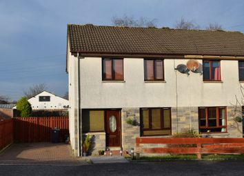Thumbnail 3 bed semi-detached house for sale in 3 Monro Avenue, 4Yh, Georgetown, Dumfries