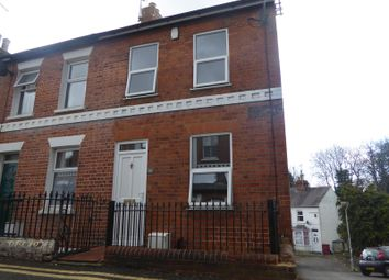 Thumbnail 2 bedroom end terrace house to rent in Western Road, Reading