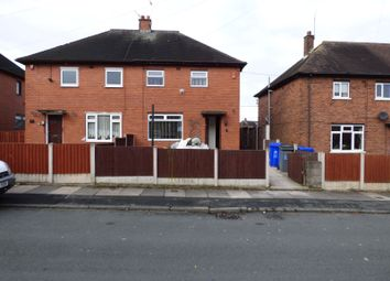 Thumbnail 2 bed semi-detached house to rent in Bouverie Parade, Stoke-On-Trent