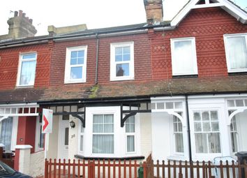 Thumbnail Terraced house to rent in Winchcombe Road, Eastbourne