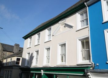 Thumbnail 1 bedroom flat to rent in Lower Market Street, Penryn, Cornwall