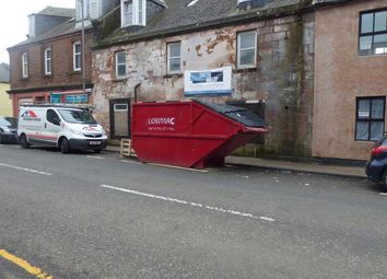 Thumbnail 1 bed flat for sale in St Germain Street, Catrine, Mauchline