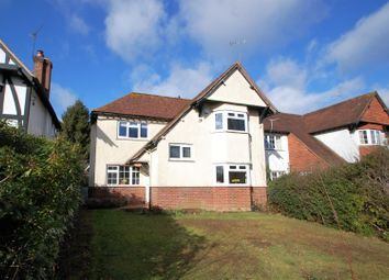 Thumbnail 3 bed detached house for sale in London Road, Sheet, Petersfield