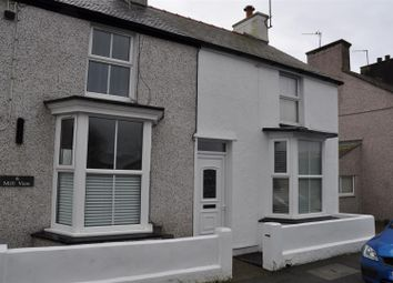 Thumbnail 2 bed end terrace house to rent in Field Street, Valley, Holyhead