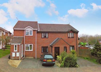 Thumbnail 2 bed terraced house for sale in Buckingham Way, Dorchester