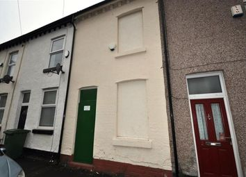 Thumbnail 1 bedroom terraced house for sale in Claughton Place, Birkenhead
