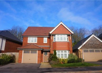 Thumbnail 4 bed detached house for sale in Goldsland Walk, Cardiff