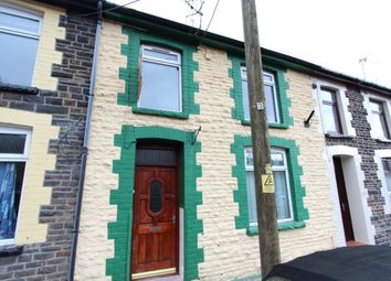 3 bed terraced house for sale in Middle Terrace, Stanleytown -, Ferndale CF43